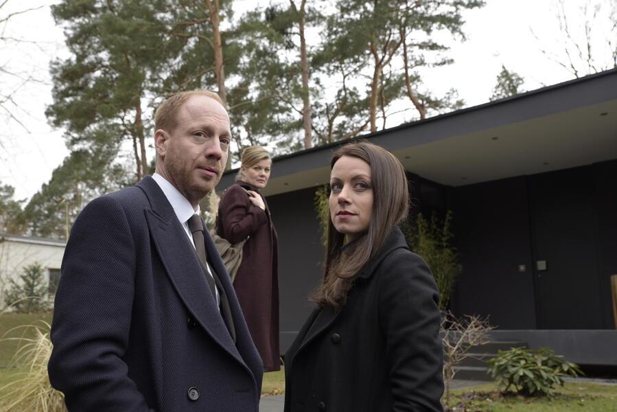 Herr und Frau Bulle - Tod im Kiez mit Alice Dwyer und Johann von Bülow