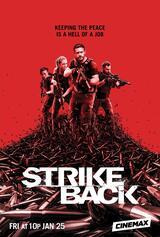 Strike Back - Staffel 7 - Poster