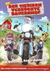 Der tierisch verrückte Bauernhof - Poster