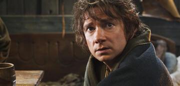 Der Hobbit: Martin Freeman als Bilbo