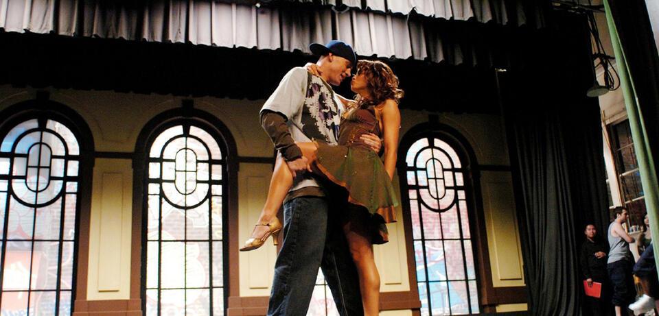 Channing und seine Frau Jenna Dewan-Tatum, hier in Step Up