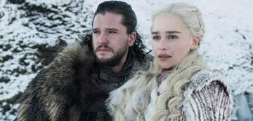 Game of Thrones: Welches Ende erwartet Jon & Dany in den Büchern