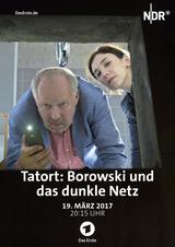 Tatort: Borowski und das dunkle Netz - Poster