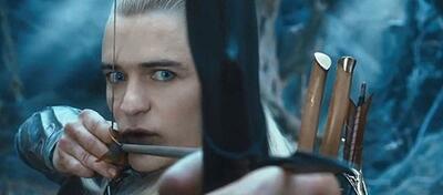 Orlando Bloom als Legolas im Trailer zu Der Hobbit: Smaugs Einöde