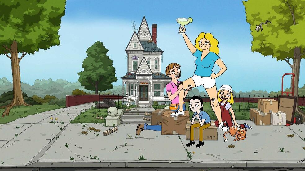 The Harper House, The Harper House - Staffel 1