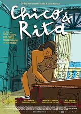 Chico & Rita - Poster