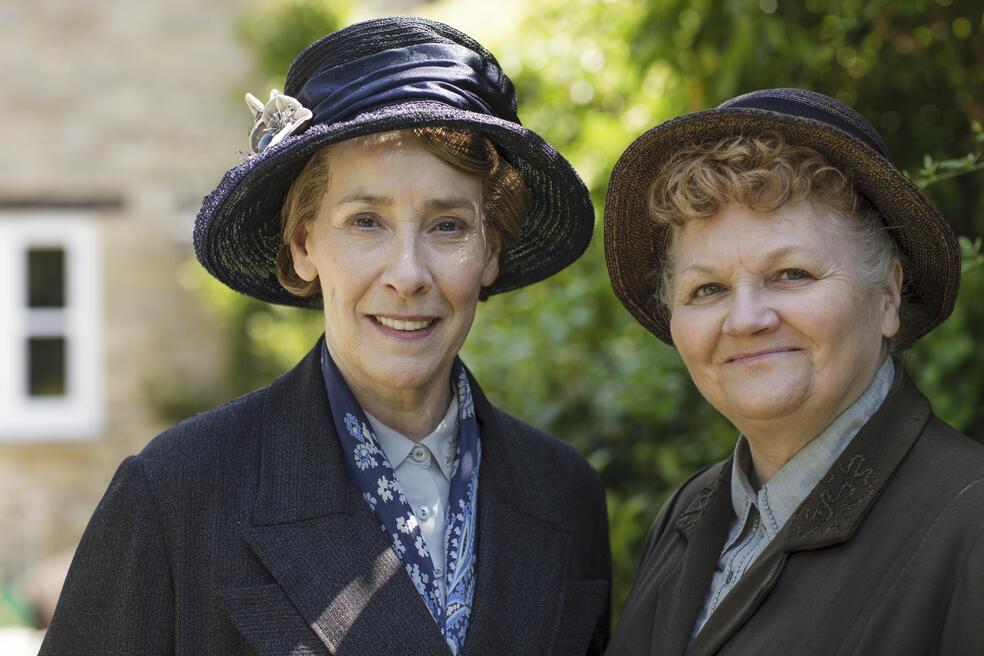 Downton Abbey 6 Staffel
