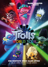 Trolls World Tour - Poster
