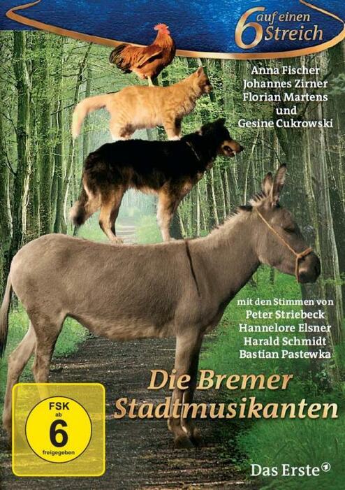 Die Bremer Stadtmusikanten - Bild 1 von 1