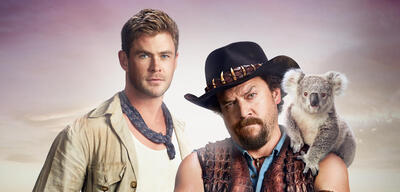Dundee: Chris Hemsworth, Danny McBride, Koala