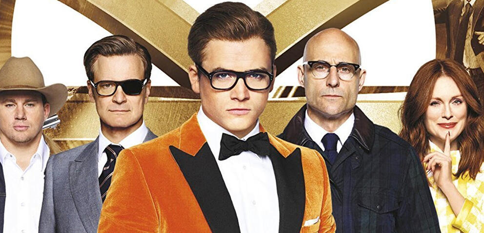 Kingsman 2: The Golden Circle