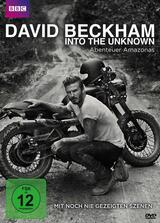 David Beckham: Into the Unknown - Poster