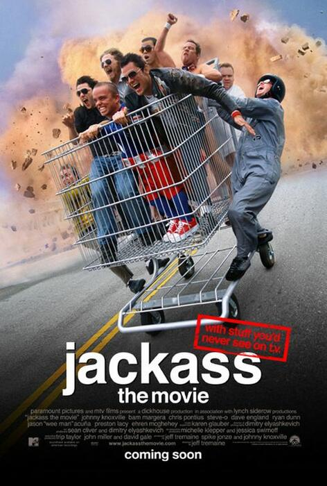 Jackass: The Movie - Bild 1 von 15