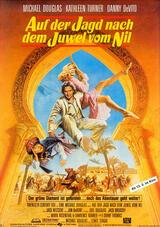 Auf der Jagd nach dem Juwel vom Nil - Poster