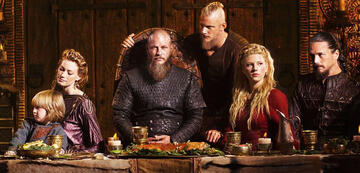 Vikings-Fest veranstalten