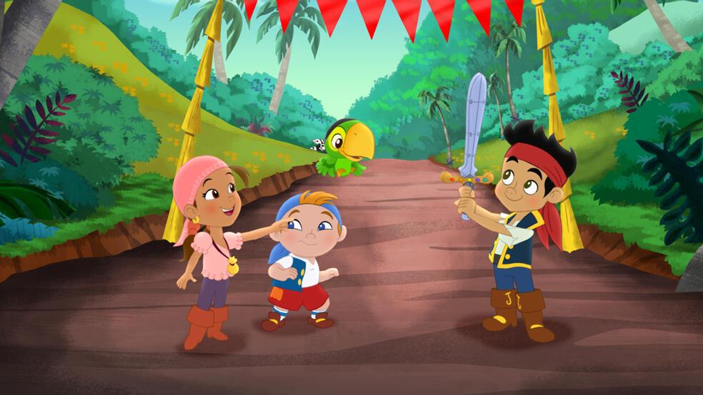 jake und die nimmerland piraten  bild 6 von 11