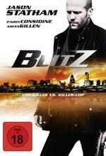 Blitz - Cop-Killer vs. Killer-Cop Poster
