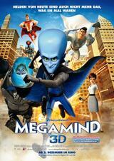 Megamind - Poster