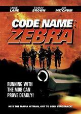 Code Name: Zebra - Poster