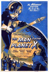 The Man from Planet X - Poster