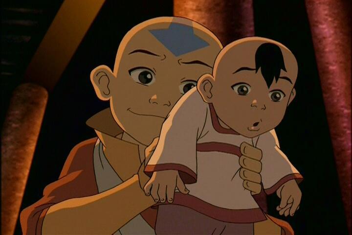 Avatar Staffel 2