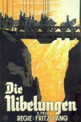 Die Nibelungen: Kriemhilds Rache - Poster