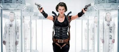 Der vierte Teil der Horror-Actionfilm-Reihe: Resident Evil: Afterlife