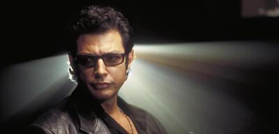 Jurassic Park mit Jeff Goldblum