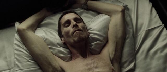 Heute Im Tv Christian Bale Schockiert Als Ausgehungerter Maschinist