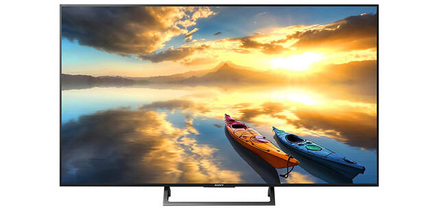 sony 65 zoll uhd fernseher f r bis zu 25 rabatt. Black Bedroom Furniture Sets. Home Design Ideas