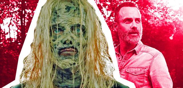 The Walking Dead: Alpha und Rick