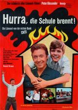 Hurra, die Schule brennt! - Poster