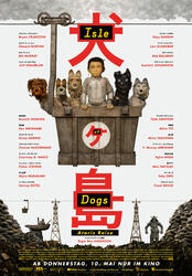 Isle of Dogs - Ataris Reise Poster