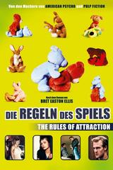 Die Regeln des Spiels - Rules of Attraction - Poster