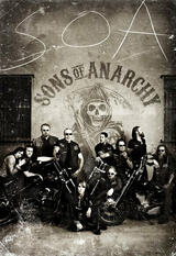 Sons of Anarchy - Staffel 4 - Poster