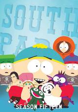 South Park - Staffel 15 - Poster