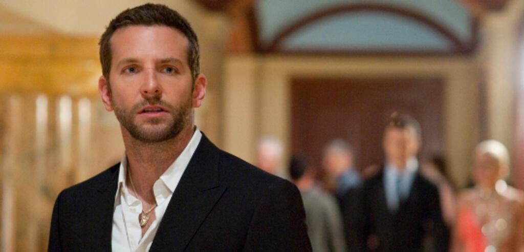 Bradley Cooper in Silver Linings