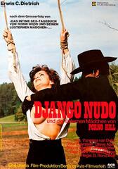 Django Nudo und die lüsternen Mädchen von Porno Hill