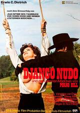 Django Nudo und die lüsternen Mädchen von Porno Hill - Poster
