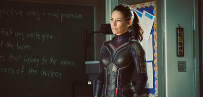 Ant-Man and the Wasp: Evangeline Lilly als Hope Van Dyne