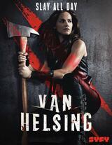 Van Helsing - Staffel 2 - Poster