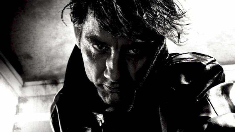 Sin City mit Clive Owen
