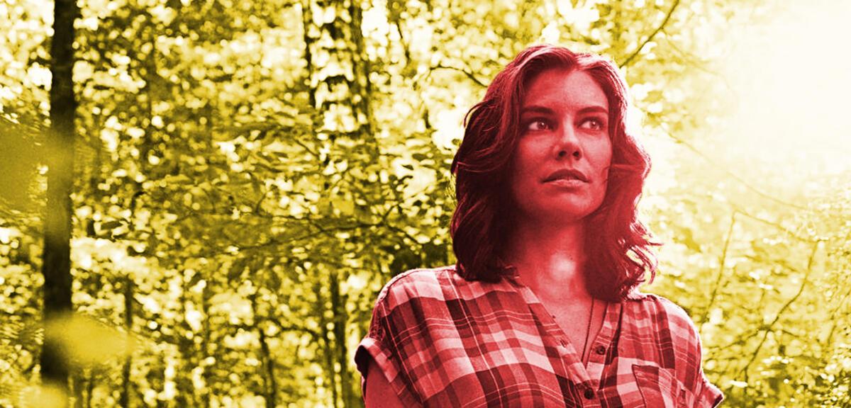 The Walking Dead Maggie Neue Stimme