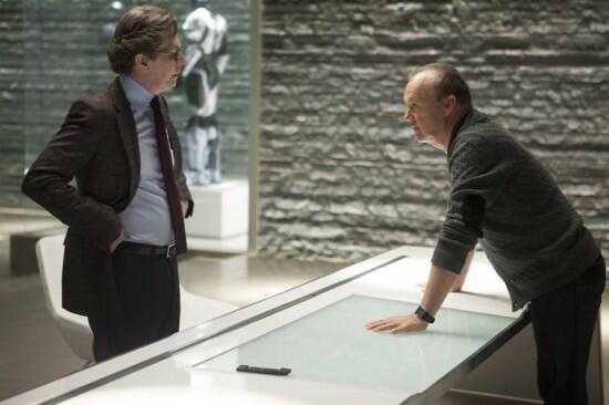 RoboCop mit Gary Oldman und Michael Keaton
