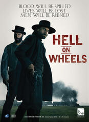 Hell on Wheels - Poster