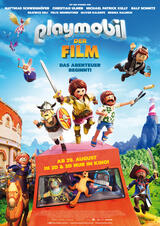 Playmobil - Der Film - Poster