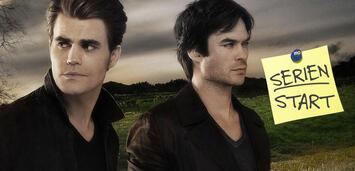Bild zu:  Vampire Diaries, Staffel 8 mitPaul Wesley und Ian Somerhalder