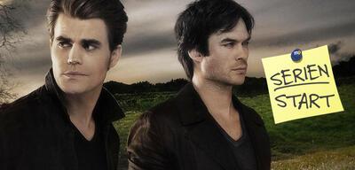 Vampire Diaries, Staffel 8 mitPaul Wesley und Ian Somerhalder
