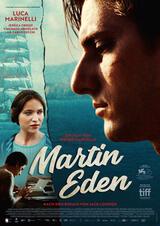 Martin Eden - Poster
