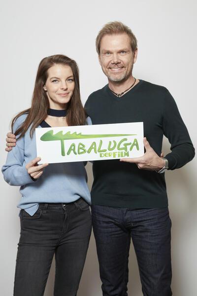 Tabaluga - Der Film mit Yvonne Catterfeld